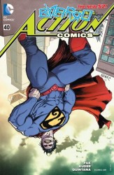 DC - Action Comics (New 52) # 40