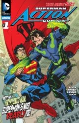 DC - Action Comics (New 52) Annual # 1