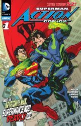 Action Comics (New 52) Annual # 1