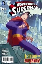 DC - Adventures of Superman (2013) # 10