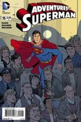 DC - Adventures of Superman (2013) # 15