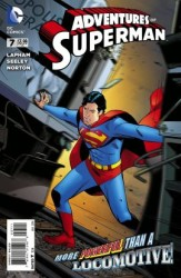 DC - Adventures of Superman (2013) # 7