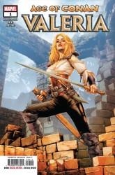 Marvel - Age Of Conan Valeria # 1