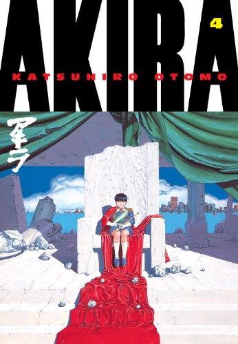 Kodansha - Akira Vol 4 TPB