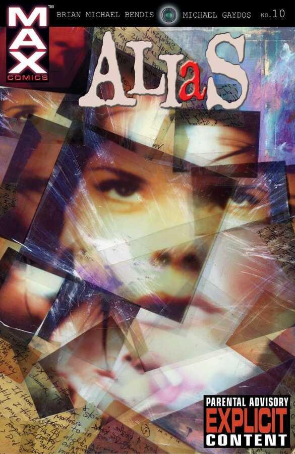 Marvel - ALIAS (2001) # 10