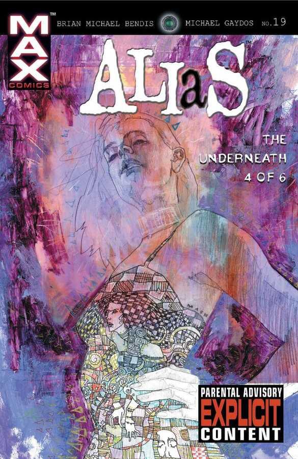 Marvel - ALIAS (2001) # 19