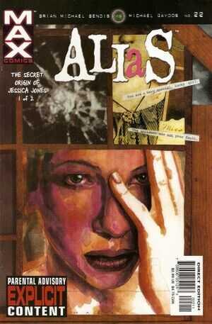 Marvel - ALIAS (2001) # 22