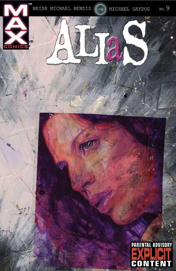 Marvel - ALIAS (2001) # 9