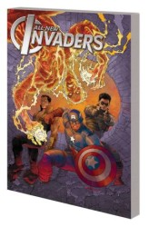 Marvel - All New Invaders Vol 1 God And Soldiers TPB