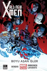 Marmara Çizgi - All New X-Men Cilt 3 Boyu Aşan İşler