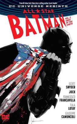 DC - All Star Batman Vol 2 Ends of the Earth HC
