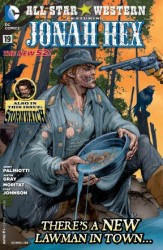 DC - All Star Western Featuring Jonah Hex (New 52) # 19