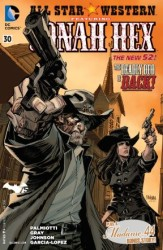 DC - All Star Western Featuring Jonah Hex (New 52) # 30