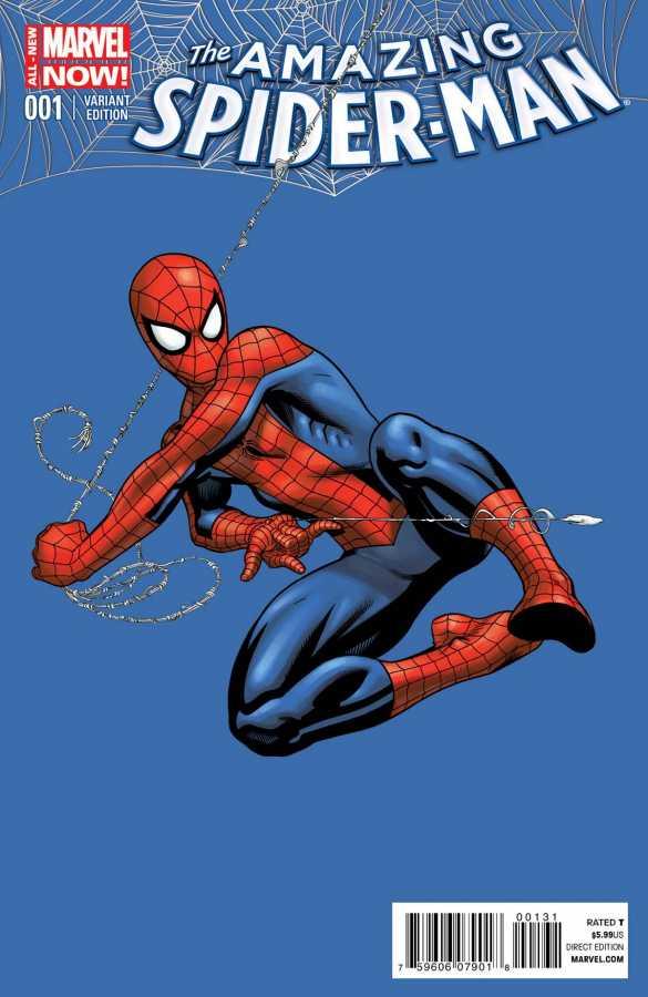 Marvel - Amazing Spider-Man (2014) # 1 1:75 McGuinness Variant