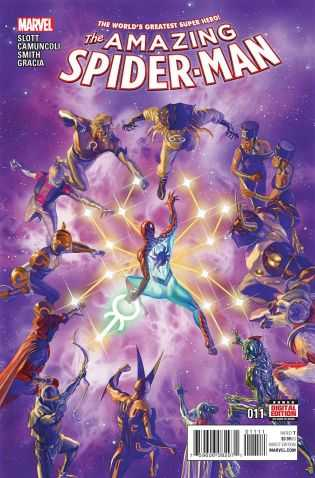 Marvel - Amazing Spider-Man # 11