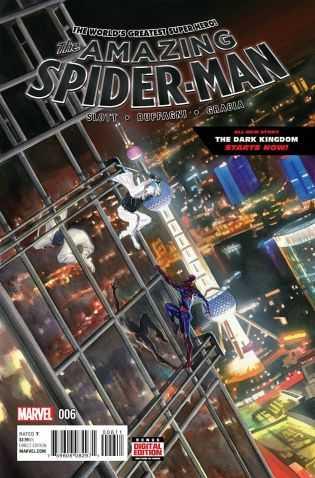 Marvel - Amazing Spider-Man # 6