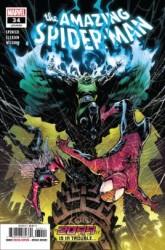 Marvel - Amazing Spider-Man (2018) # 34