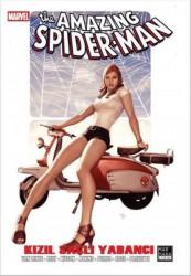 Marmara Çizgi - Amazing Spider-Man Cilt 12 Kızıl Saçlı Yabancı