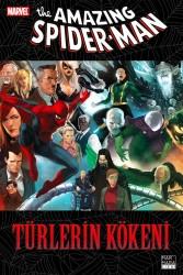 Marmara Çizgi - Amazing Spider-Man Cilt 21 Türlerin Kökeni