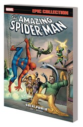 Marvel - Amazing Spider-Man Epic Collection Great Power TPB