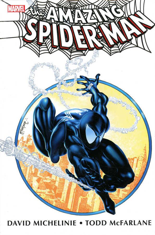 Marvel - AMAZING SPIDER-MAN MICHELINIE MCFARLANE OMNIBUS HC NEW PTG
