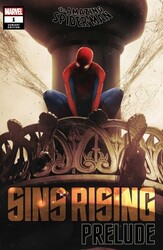 Marvel - Amazing Spider-Man Sins Rising Prelude # 1 Boss Logic Variant