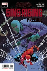 Marvel - Amazing Spider-Man Sins Rising Prelude # 1