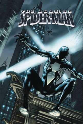 Marvel - AMAZING SPIDER-MAN STRACZYNSKI OMNIBUS VOL 2 HC GARNEY DM VARIANT