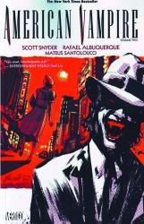 Vertigo - American Vampire Vol 2 TPB
