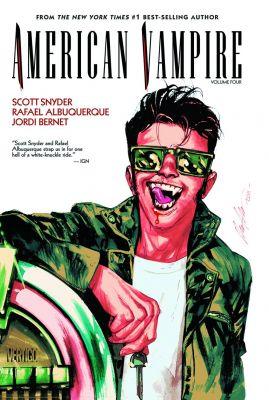 American Vampire Vol 4 TPB