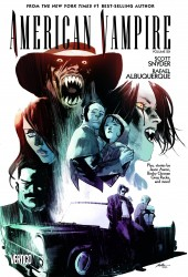 Vertigo - American Vampire Vol 6 TPB