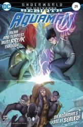 DC - Aquaman # 29