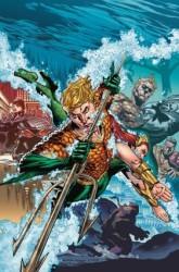 DC - Aquaman # 7