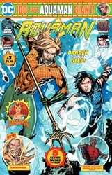 DC - Aquaman Giant # 3