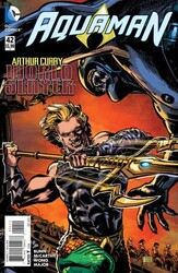 DC - Aquaman (New 52) # 42