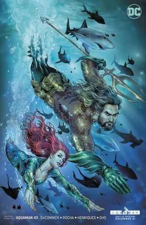 DC - Aquaman # 43 Variant