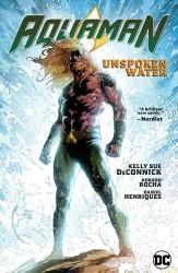 DC - Aquaman Vol 1 Unspoken Water HC