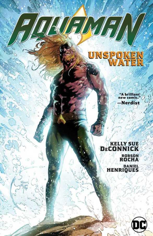 DC - Aquaman Vol 1 Unspoken Water TPB