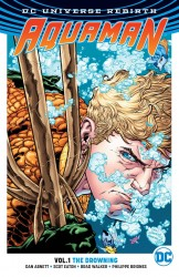 DC - Aquaman (Rebirth) Vol 1 The Drowning TPB