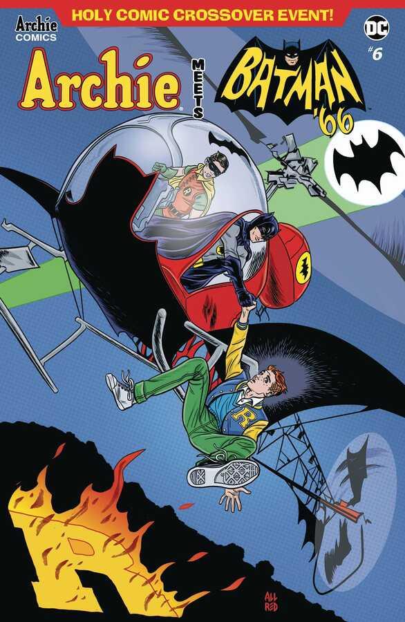 Archie Comics - ARCHIE MEETS BATMAN 66 # 6 CVR A ALLRED