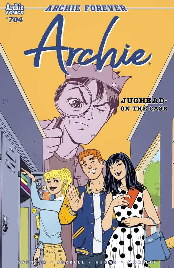 Archie Comics - ARCHIE # 704 CVR B JARRELL