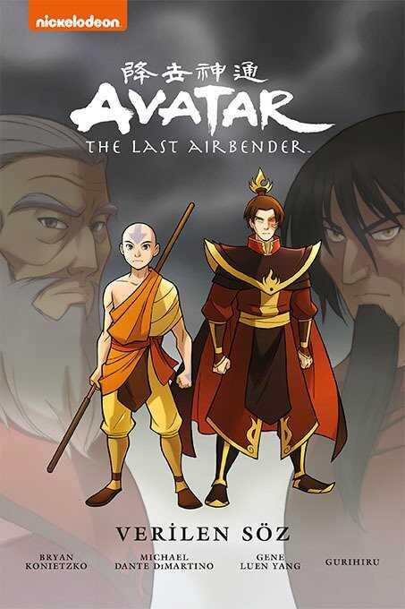 Gerekli Şeyler - Avatar The Last Airbander - Verilen Söz