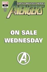 Marvel - Avengers (2018) # 34 Wednesday Variant