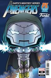 Marvel - Avengers (2018) # 35 Funko Variant