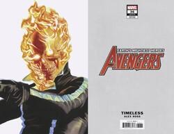 Marvel - Avengers (2018) # 36 Alex Ross Timeless Variant