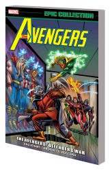 Marvel - Avengers Epic Collection Avengers Defenders War TPB