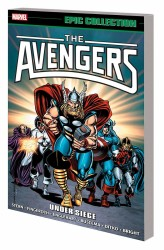 Marvel - Avengers Epic Collection Under Siege TPB
