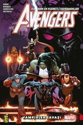 Gerekli Şeyler - Avengers (Fresh Start) Cilt 3 Vampirler Savaşı