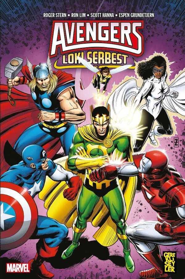 Gerekli Şeyler - Avengers Loki Serbest
