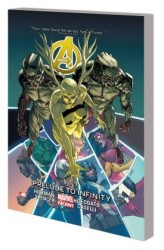 Marvel - Avengers Vol 3 Prelude To Infinity TPB